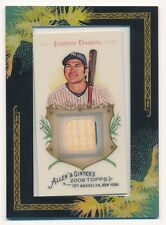 JOHNNY DAMON 2008 TOPPS ALLEN & GINTER YANKEES RELIC GAME USED BAT SP