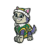 EVEREST Iron on / Sew on Patch Embroidered Cartoon Badge Paw Patrol PT497