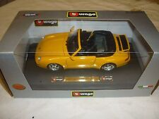 Burago, A Porsche 911 Carrera, with working features,  boxed, old shop stock.