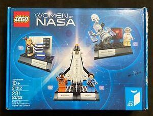 LEGO Ideas NASA Women of NASA 21312 Space Retired Sealed NEW
