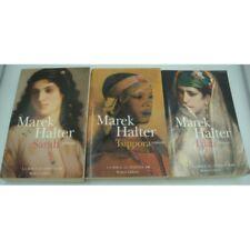 MAREK HALTER la bible au féminin - 3 Tomes 2003 Robert Laffont - Roman