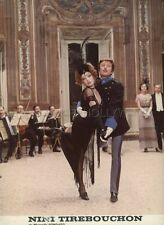MONICA VITTI CLAUDE RICH NINI TIREBOUCHON 1970 VINTAGE PHOTO ORIGINAL #11