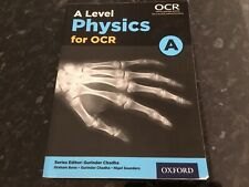 A LEVEL PHYSICS FOR OCR