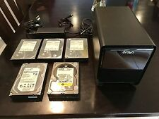 Drobo S Pre-Owned 13TB! Includes 5 Hard Drives!
