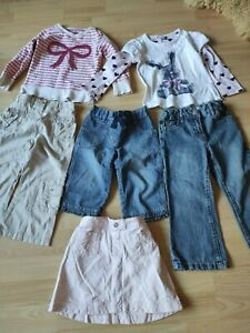 Beautiful clothes bundle for girls age 2-3 M&Co,F&F,GEORGE,CHEROKEE