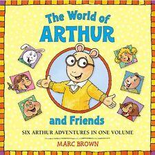 The World of Arthur and Friends (Arthur Adventures