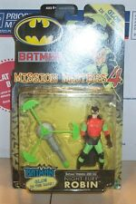 2002 Hasbro Batman Beyond Mission Masters 4 Night Fury Robin action Figure NRFP