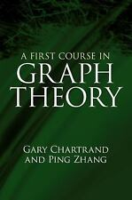 Dover Books on Mathematics: A First Course in Graph Theory by Gary Chartrand...