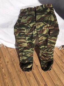 Pantalon saut camouflé 47/56 Algérie UTAH Toulouse.