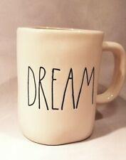 New listing Oversized Rae Dunn Dream Mug by Magenta Ivory White Black