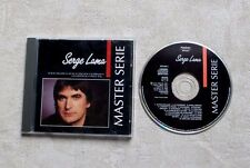 "CD AUDIO MUSIQUE / SERGE LAMA ""MASTER SÉRIE"" 16T CD COMPILATION 1986 POP"