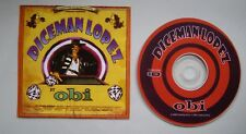 Obi - Diceman Lopez - CD Album