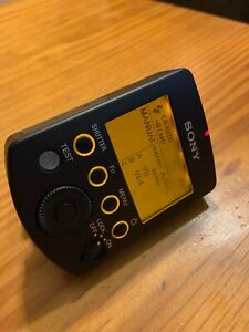 Sony FAWRC1M FA-WRC1M wireless flash radio commander controller. Nice!