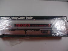 AMT FRUEHAUF TEXACO Tanker Trailer model kit mostly SEALED  1/25