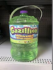 NEW! Gazillion Bubble Refill Solution | 135.2oz | 4 Liter | FAST FREE SHIPPING!