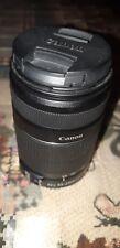 Obiettivo Originale CANON EF-S 55-250mm 1:4-5.6 IS STM Stabilizzato