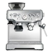 Breville BES870BSS the Barista Express™ Coffee Machine - RRP $899.95