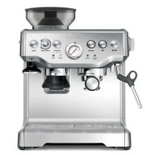 Breville BES870BSS the Barista Express™ Coffee Machine - RRP $949.95