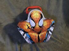 spiderman metal lunch box 2003