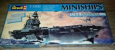 Very Rare Revell 1:1200 U.S.S. Enterprise 06801
