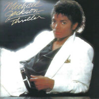 Michael Jackson - Thriller (CD - 1982 - EU - Reissue)
