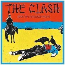 "CD 10T THE CLASH ""GIVE 'EM ENOUGH ROPE "" 1999 TBE"