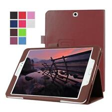 High Quality Book PU Leather Back Folio Case Cover For Samsung Galaxy T800 T560