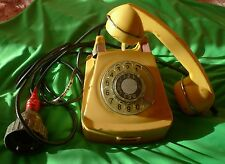 Vintage Soviet Union USSR Ship Disc Cabin Phone TAK-64 dial rotary telephone