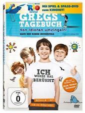 Gregs Tagebuch-Von Idioten umzingelt! DVD NEU Gordon,Capron,Harris,Zahn,Bostick