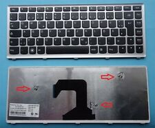 Original Ordinateur portable clavier IBM Lenovo IdeaPad u-410 u410 Keyboard allemand
