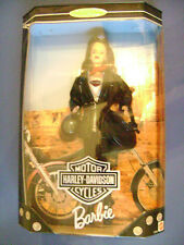 New In Box Harley-Davidson Barbie Doll Collector Edition 1998