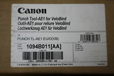 Canon Punch Tool-AE1 for Velo Bind 1094B011[AA]