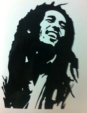 """Bob Marley"" Funny pegatina Clio, pug,saxo,206-jdm postura Drift Vw Dub Focus"