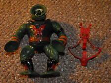 Vintage He-Man MOTU Leech 1985 Complete with Crossbow