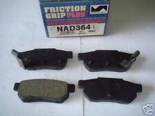 New S.Y.L Front Semi-Metallic Brake Pads D923 For Pontiac /& Toyota 2003-2008