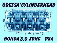 HONDA ACCORD ACURA CL 3.0 SOHC VTEC CYLINDER HEAD V6 #P8A 98-04  REBUILT
