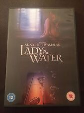 Lady In The Water (DVD, 2007) m. night shyamalan film, region 2 uk dvd