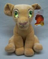 "Walt Disney The Lion King SOFT BABY NALA LION 9"" Plush STUFFED ANIMAL Toy NEW"