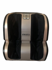 Homedics Therapist Select 2.0 Foot & Calf Massager With Soothing Heat