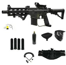 Tippmann US Army Project Salvo Sniper Tactical Paintball Gun M-ADP Elite Package