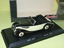 BMW 327 CABRIOLET 1941 Noir & Crème DETAILCARS 334 1:43