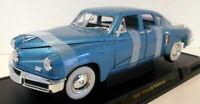 Lucky Diecast 1/18 Scale 92268 1948 Tucker Torpedo metallic blue