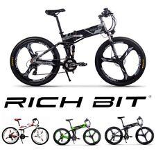 """36V 250W Bicicleta Eléctrica 26"""" Amortiguador Doble 3 Color"""