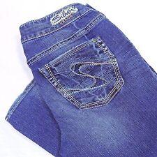 Silver Jeans 28 Women's Aiko Boot Cut Size 28/31