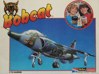 Bobcat Heller Humbrol 1:72 Harrier Plastic Aircraft Model Kit #3002