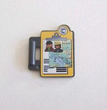 PLAYMOBIL (K1165) POLICE - Tablette Recherche Contrebandiers Hydravion 4445