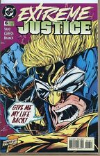 Extreme Justice 1995 series # 6 very fine comic book