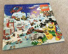 1994 Winter Scene Lego catalogue incl' Belville, Town & Trains, Spyrius etc etc