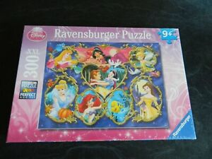 New Ravensburger Puzzle Disney Princess 300XXLpcs Age 9+ No 13 108 2