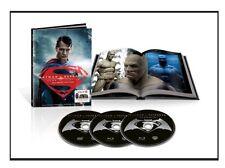 Batman V Vs Superman Dawn of Justice Blu-ray Lenticular Digibook Target Exclusiv